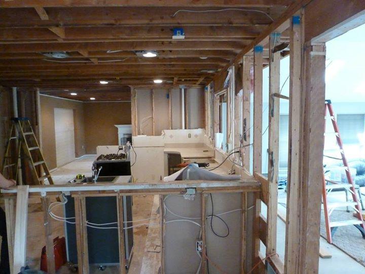 Kitchen Demolition Continues