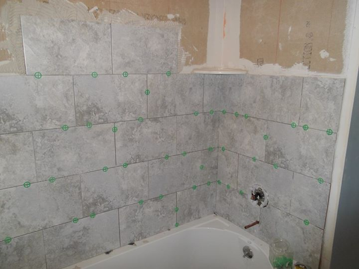 Wall Tile For Hall Bathroom Tub And Shower Area