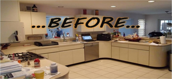 nj kitchen and game room remodel