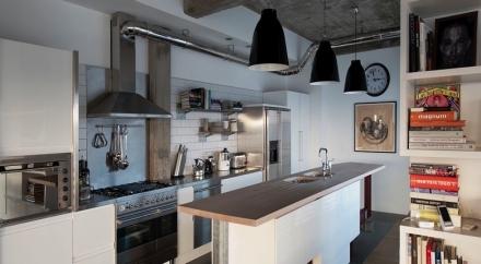 Industrial Kitchen Design In NJ