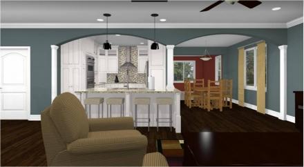 NJ Kitchen Design Vent Hood